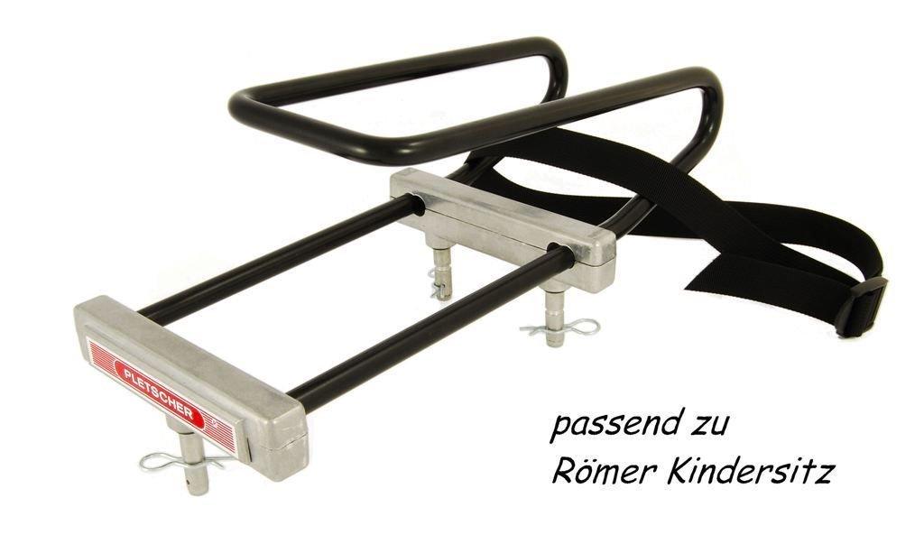 Image of Adattatore universale Pletscher per seggiolino per bambini Römer Adattatore per seggiolino per bambini nero nero