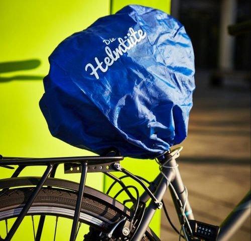 Image of Borsa per casco Accessori per casco La borsa per casco (blu) blu