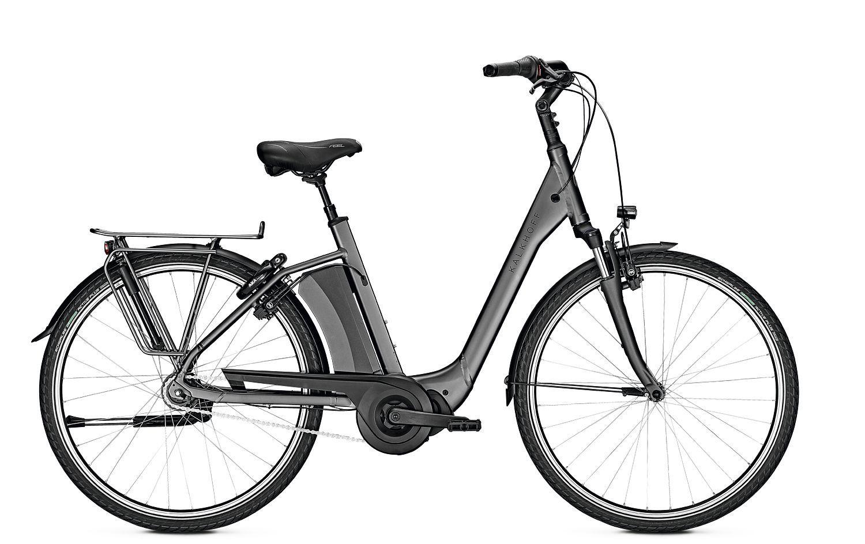 bici da donna elettrica Kalkhoff AGATTU 3.S MOVE FL (621 Wh) nero opaco